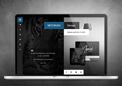 Netcrush Design