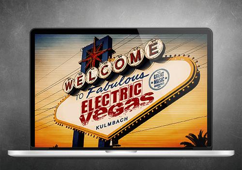 Electric Vegas